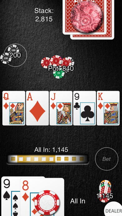 Heads Up: Hold'em  (1... screenshot1