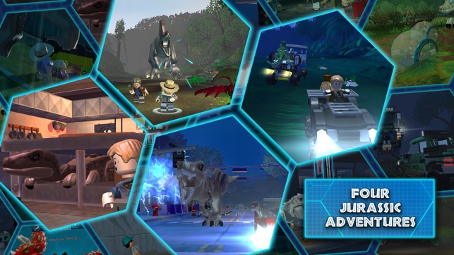 Lego jurassic world on the app store gumiabroncs Image collections