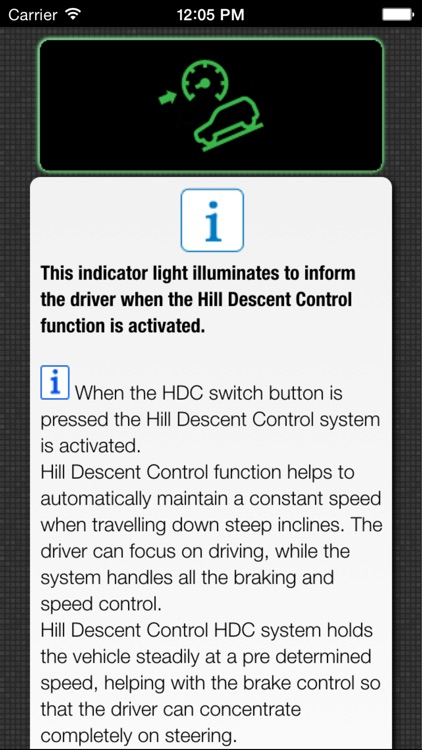 App for Subaru Warning Lights & Problems screenshot-4
