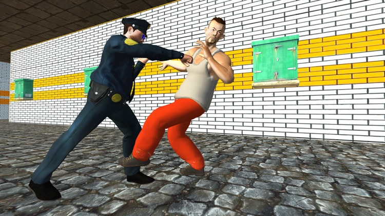 Prison Escape Police Dog Duty - Best Fighting Jail break Game screenshot-3