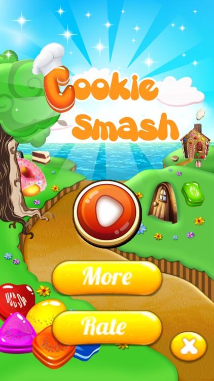 Cookie Smash : Cookie Mania
