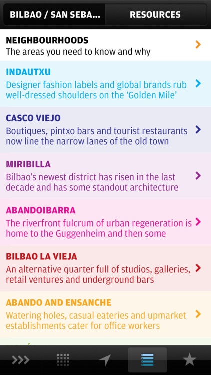 Bilbao/San Sebastian: Wallpaper* City Guide screenshot-2