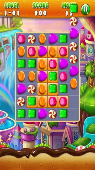 Candy Puzzle Mania Frenzzy - Candy Match 3 Edition screenshot four