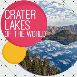 Crater Lakes in the World