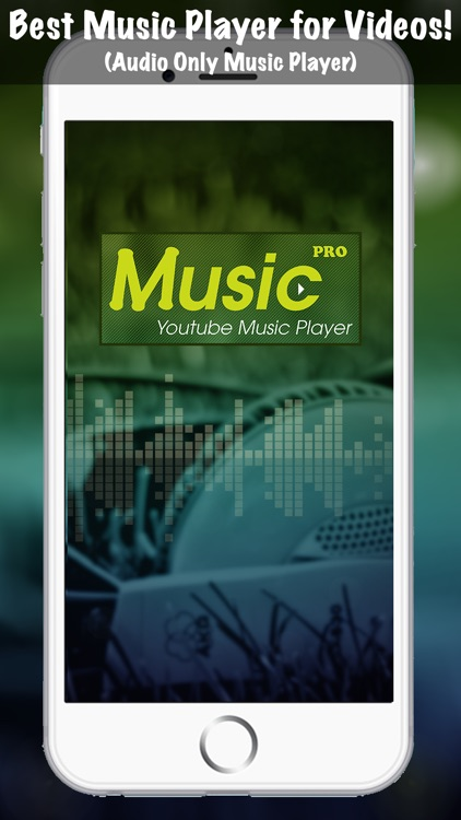 Music Pro Background Player for YouTube Video - Best YT Audio Converter and Song Playlist Editor screenshot-4