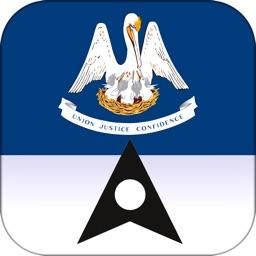 Louisiana Offline Maps & Offline Navigation