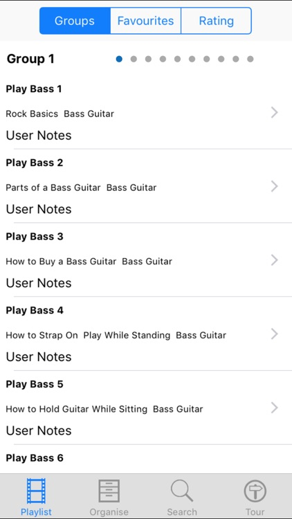 Play Bass screenshot-1