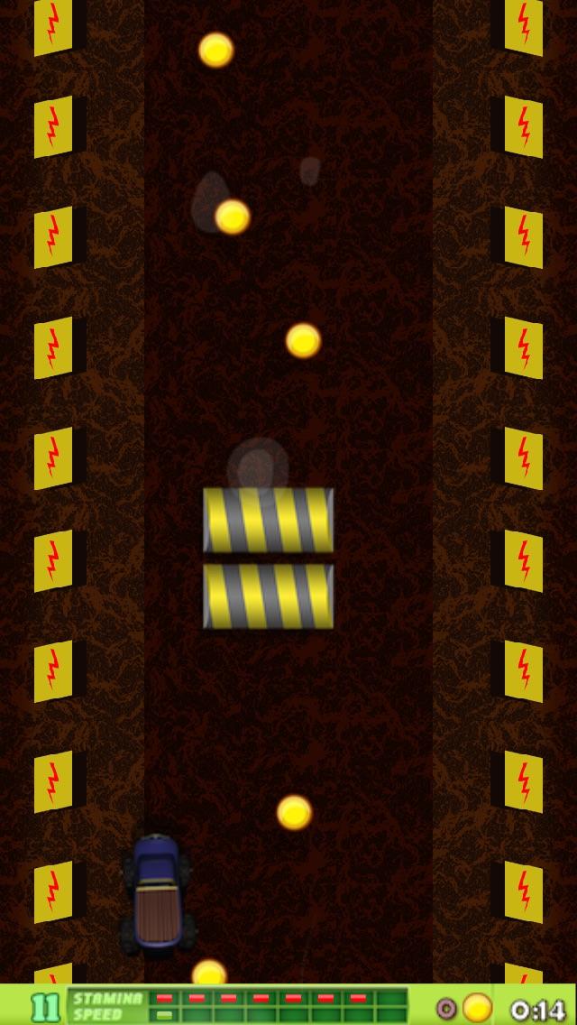 メガモンスタートラックレースの冒険 - レース車ゲーム無料リアル携帯人気おすすめ脱出アプリgtレーシング2種スマホ駐場の3dおもしろのスクリーンショット3