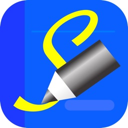 SpeedyWrite - Can quickly writing and append a note for Evernote.
