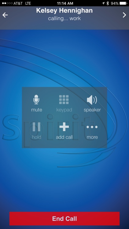 Spirit MobileVoice iPhone Edition