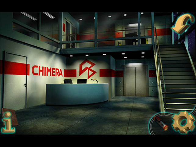 ‎The Secret of Chimera Labs Screenshot