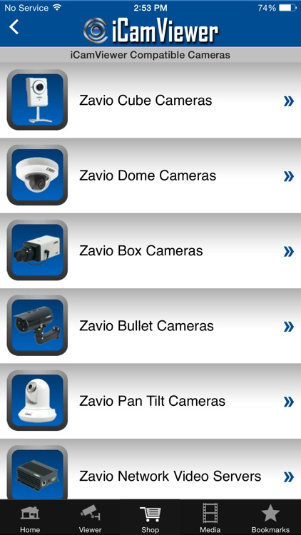 iCamViewer: CCTV Camera, IP Camera, & Security Camera Live Cam Viewer screenshot-4