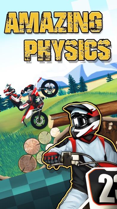 Bike games - dirtbike moto cross games for free screenshot two