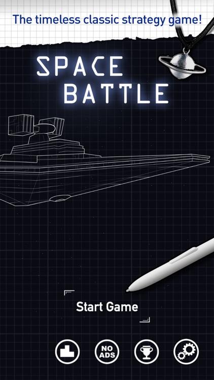 Space Battle - Sea Battle screenshot-3