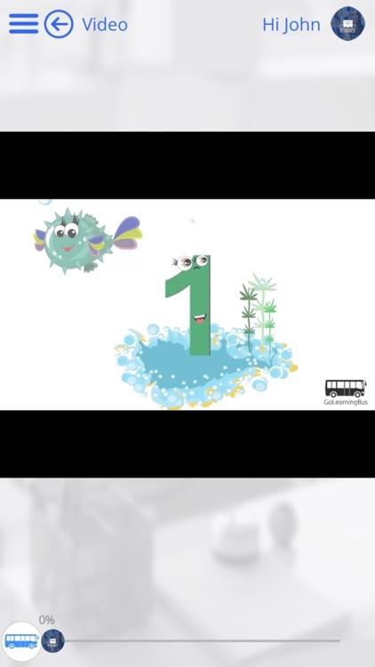 Learn Italian via Videos by GoLearningBus screenshot-3