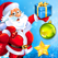 Merry Christmas Games and Puzzles - Match candy for holiday songs and music