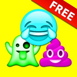 ColorMoji FREE - Text Colorful Smiley Faces