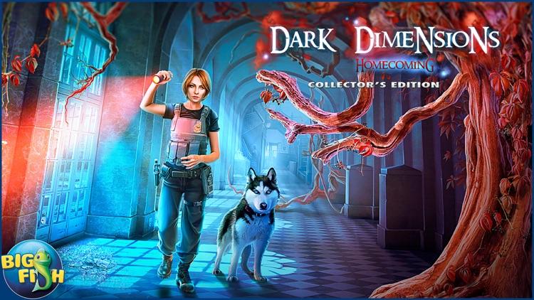 Dark Dimensions: Homecoming - A Hidden Object Mystery (Full) screenshot-4