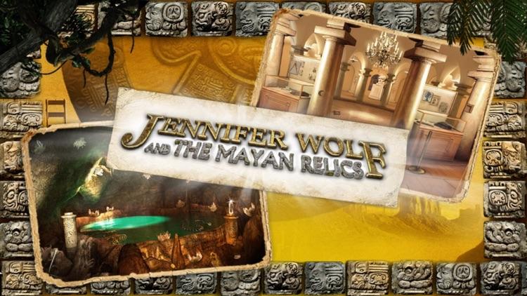 Jennifer Wolf and the Mayan Relics (Full) screenshot-0