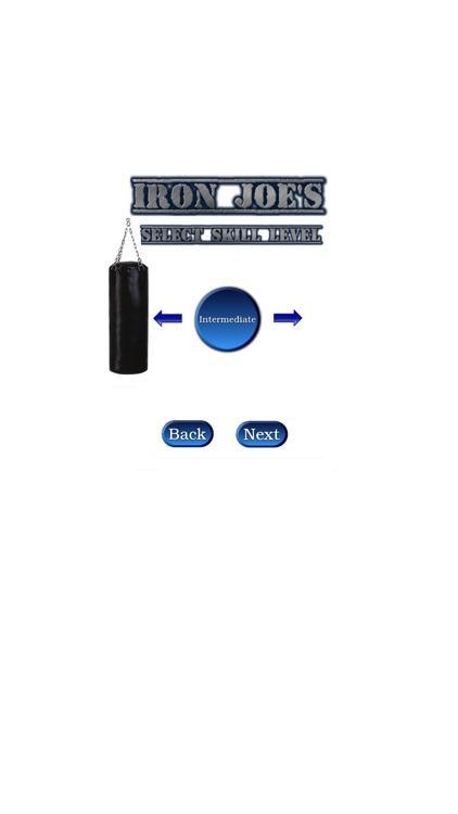 IRON JOE KICKBOXING ®