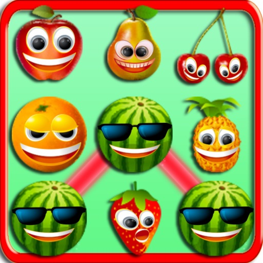 Fruit Switch Game: Puzzle Mania