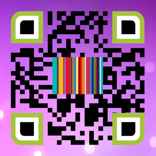 Bar & QR Kit : Generate and Read Colourful QRcode, BarCode