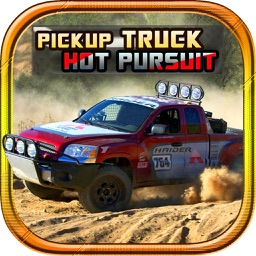 Pickup Truck Hot Pursuit
