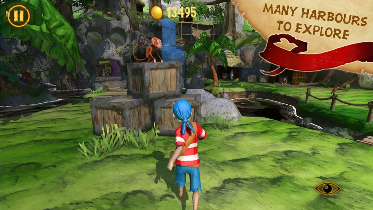 Captain Sabertooth and the Treasure of Lama Rama screenshot-3