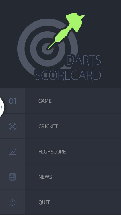 Darts Scoreboard Znappy screenshot-0