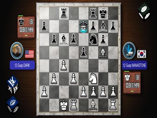 Чемпионат мира по шахматам на iPad