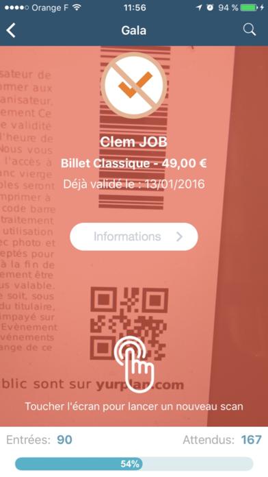 YurPlan Pro - Entry screenshot four
