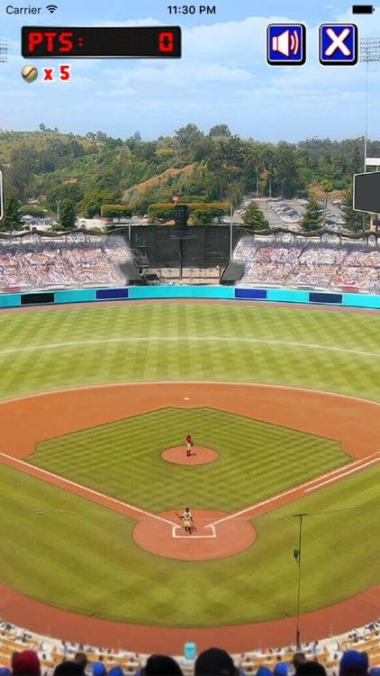 Baseball Pro - Hit The Ball screenshot-3