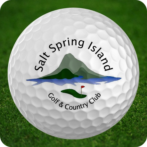 Salt Spring Island Golf Course icon
