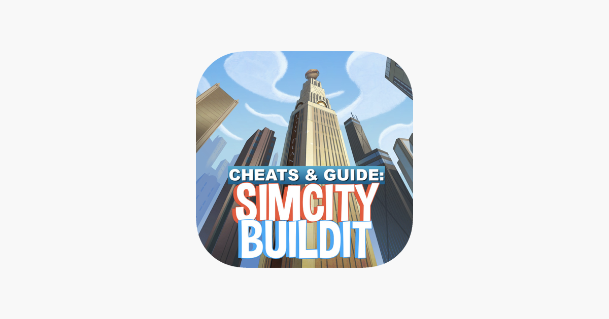 Companion Guide & Cheats For SimCity BuildIt : on the App Store