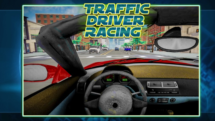 Traffic Driver Racing FREE screenshot-2