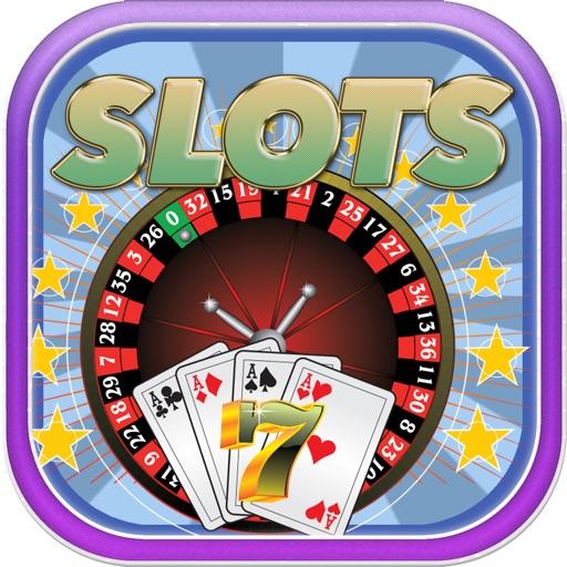 7 SLOTS Golden Roulette - FREE Slot Game