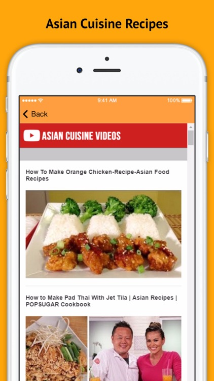 Asian Cuisine - Authentic Asian Cuisine Recipes