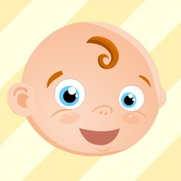 My Baby Friend Free - cute and funny tickling game