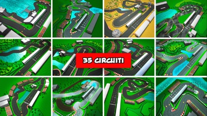 Screenshot of MiniDrivers - The game of mini racing cars4