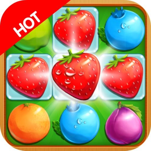 Irons Fruit Farm Splash - Fruit Smash Edition