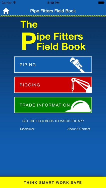 Pipefitter App