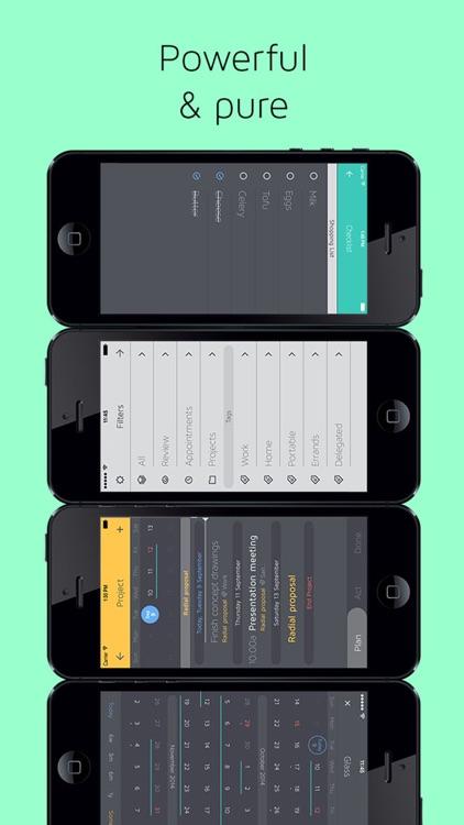 Glass Planner screenshot-4
