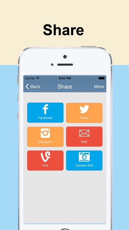 myStitch Video Collage - the best video collage maker for instagram, vine and youtube screenshot-4