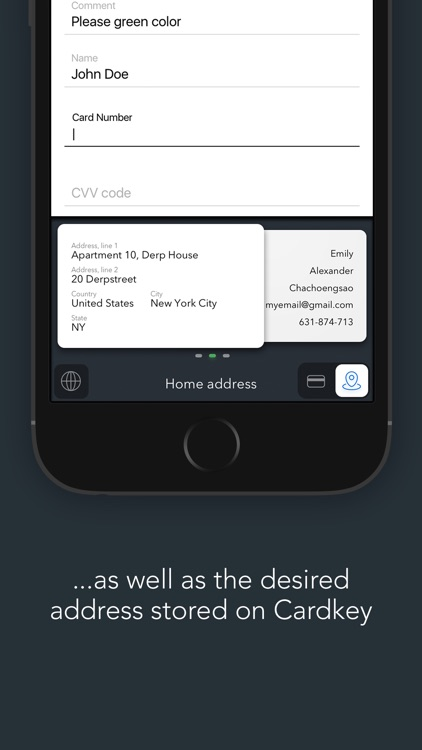 Easy Pay Keyboard by Hotspot Shield - Simple & Secure Credit Card & Debit Card Payment