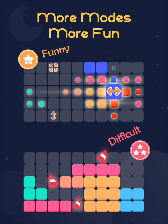 Block Blitz: A Grid Puzzle Game-ipad-2