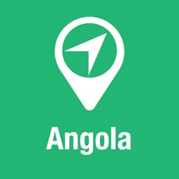 BigGuide Angola Map + Ultimate Tourist Guide and Offline Voice Navigator