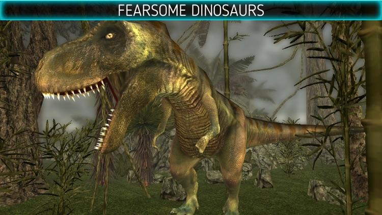 Dinosaur Hunter: Jurassic Jungle