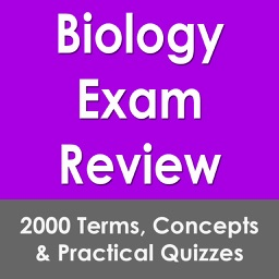 Biology Exam Review: 2000 Flashcards