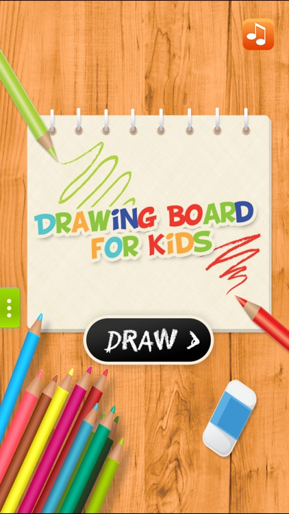 Doodle Drawing Board for Kids screenshot-4