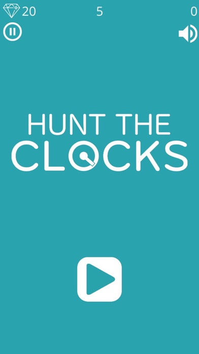 Hunt The Clocks!